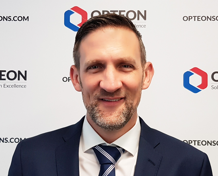 Opteon appoints James Harkness to Chief Financial Officer role